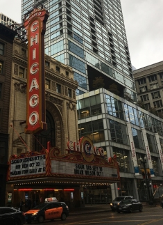 Chicago theatre.
